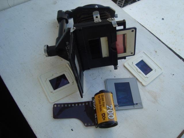 Copiador de slides para laboratorio Fotografico 35mm - Foto 3