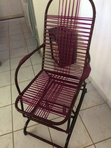 Cadeira de balanço com Molas - Foto 2