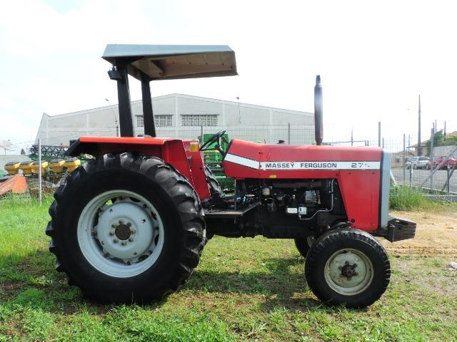 Trator agrícola, Massey ferguson, modelo 275