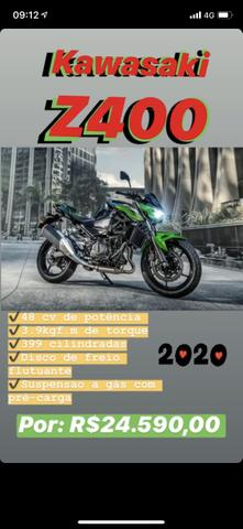 Kawasaki Z400 2020 - Foto 2