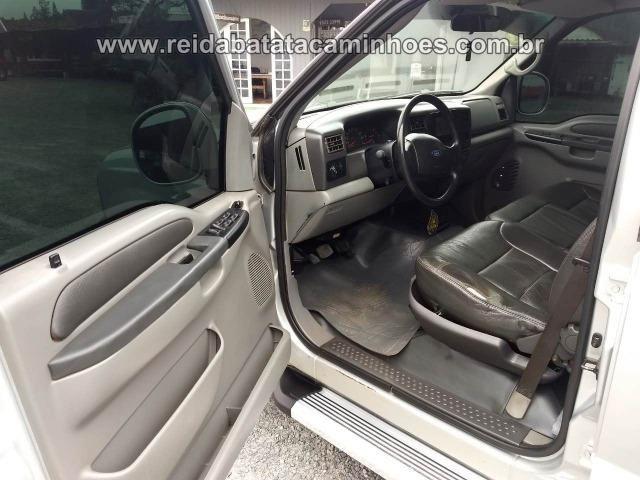 Ford F-250 XLT W20 MWM Seis Cilindros Cab. Dupla de Fábrica Impecável ! - Foto 8