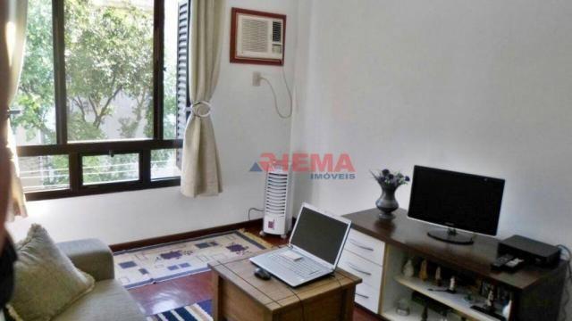 Apartamento com 3 dormitórios à venda, 180 m² por R$ 925.000,00 - Gonzaga - Santos/SP - Foto 18