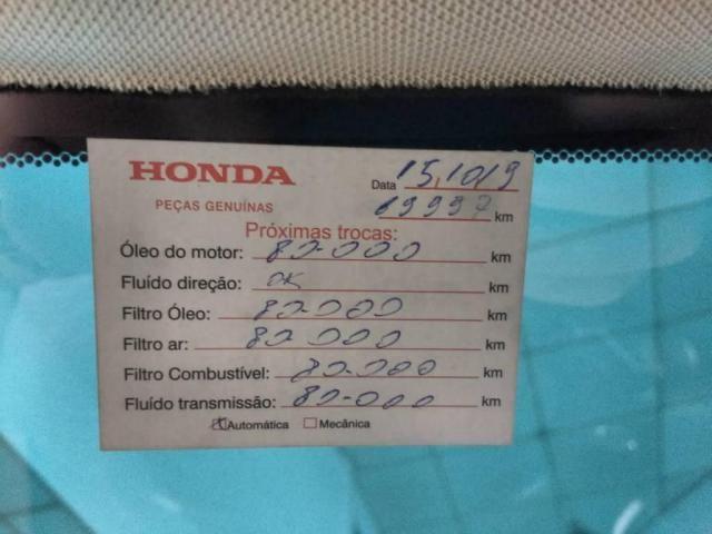 Honda CRV EXL 2.0 4X4 FLEX AUTOMÁTICA  - Foto 7