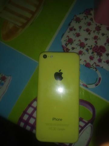 Vendo iphone poucas marcas de uso - Foto 2