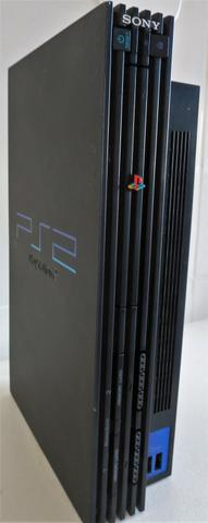 Playstation 2 Fat - Destravado com defeito