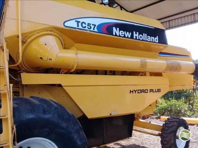 New Holland TC 57 2004/2004 (Parcelamos) - Foto 5
