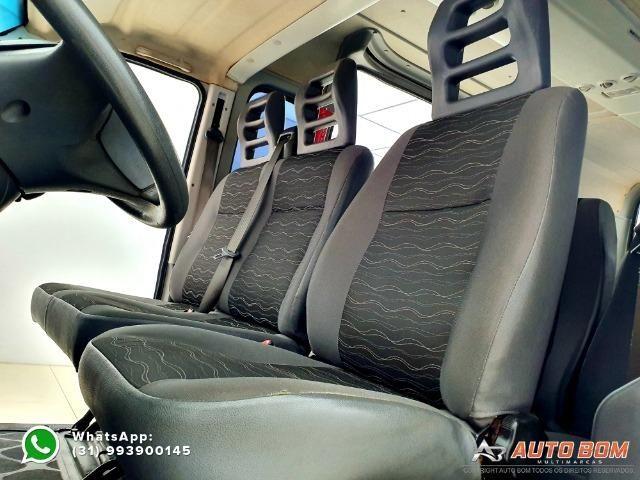 Fiat Ducato Minibus MultiJet Teto Alto 15 Lugares! Impecável! Completa! 2.3 16V 127CV - Foto 18