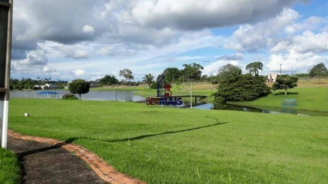Terreno à venda a partir de R$ 76.198 - Condomínio Espelho D'Água - Ji-Paraná/RO - Foto 2