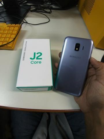 Samsung J2 Core novo ganhei na campanha do trabalho aceito propostas - Foto 3