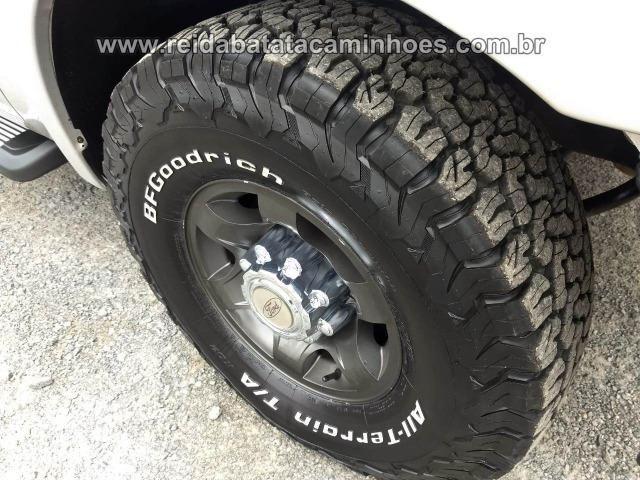 Ford F-250 XLT W20 MWM Seis Cilindros Cab. Dupla de Fábrica Impecável ! - Foto 15