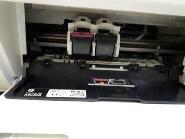 HP multifuncional deskjet 2546 aceito cartão de crédito ou débito - Foto 3