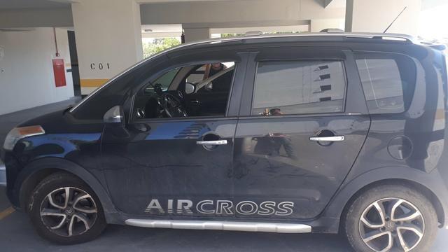 Aircross Exclusive 2011/2012 - Venda ou troca por carro de menor valor