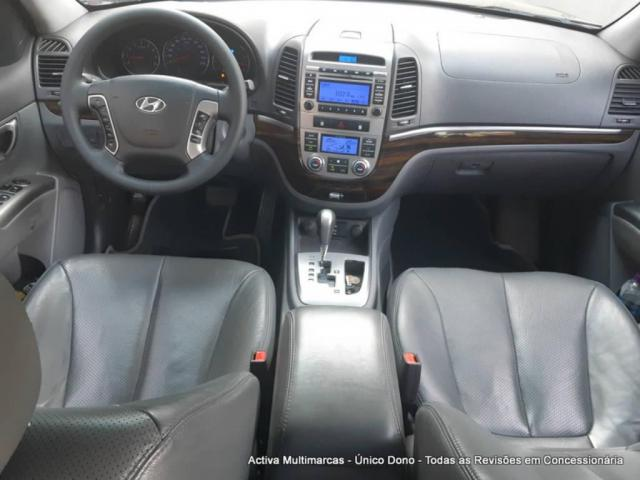 Hyundai Santa Fé 3.5 MPFI V6 24V 285CV GASOLINA 4P AUTOMÁTICO - Foto 3