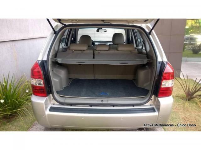 Hyundai Tucson 2.0 MPFI GL 16V 142CV 2WD GASOLINA 4P AUTOMÁTICO - Foto 7