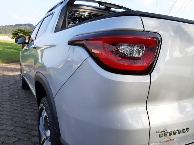 Fiat Toro Volcano Turbo Diesel 4X4 - Foto 8