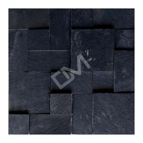 Mosaicos Pedra Ferro Preta