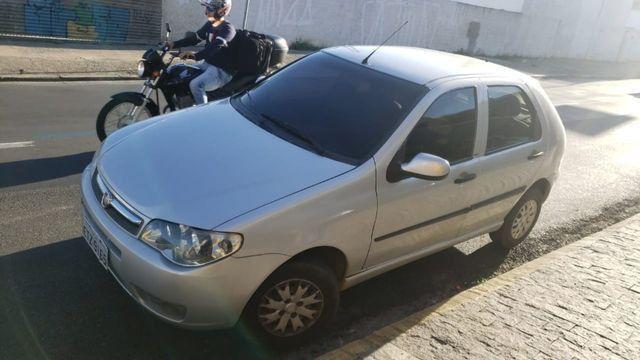 Fiat palio 1.0 fire ,com dh ,vd,trv,al 2012 flex repasse otimo - Foto 2