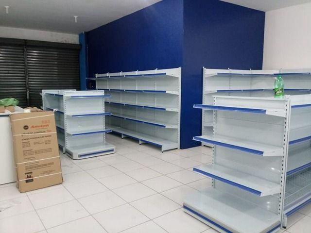 Prateleiras - Gôndolas - Foto 4