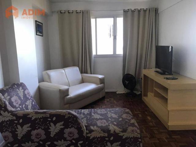 Apartamento com 3 dormitórios para alugar, 150 m² por R$ 2.500,00/mês - Pioneiros - Balneá - Foto 4