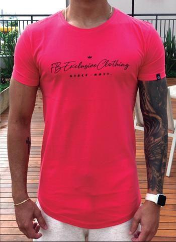 Camisetas FB originais em ótima promoção - Foto 4