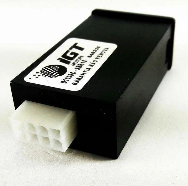 Caixa comutadora IGT D1000 com chicote - Foto 2