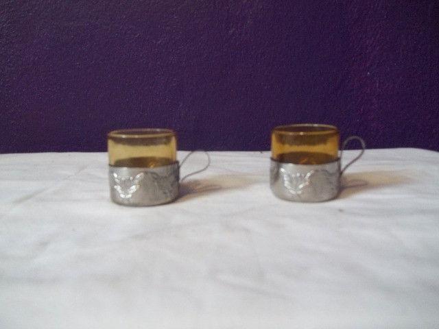 Conjunto de mini xícaras - Foto 2