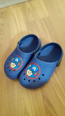 Crocs Infantil Para Menino e Menina (Calçados  Novos) - Foto 4
