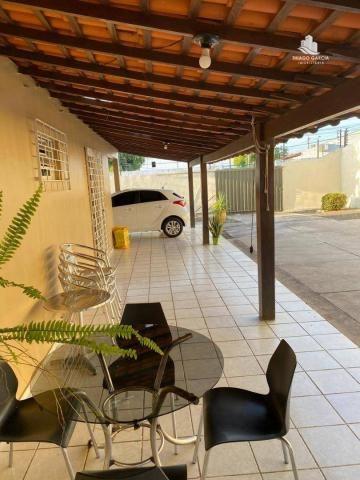 Casa com 4 dormitórios à venda, 140 m² por R$ 580.000,00 - Morada do Sol - Teresina/PI - Foto 18