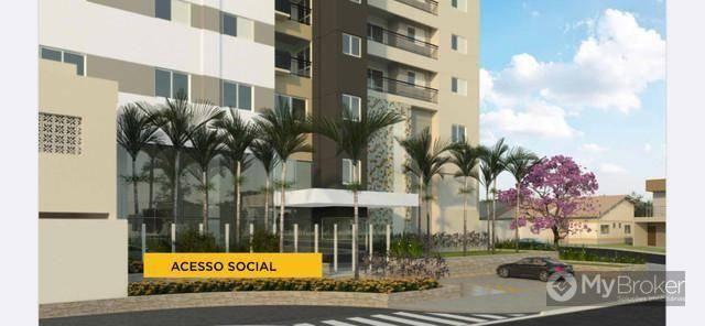 Apartamento com 3 dormitórios à venda, 83 m² por R$ 70.000,00 - Aeroviário - Goiânia/GO - Foto 9