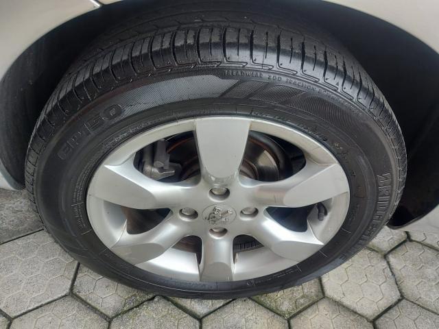 Peugeot 307 Feline/Griff/Premi. 2.0 Flex 5p Aut. - Foto 7