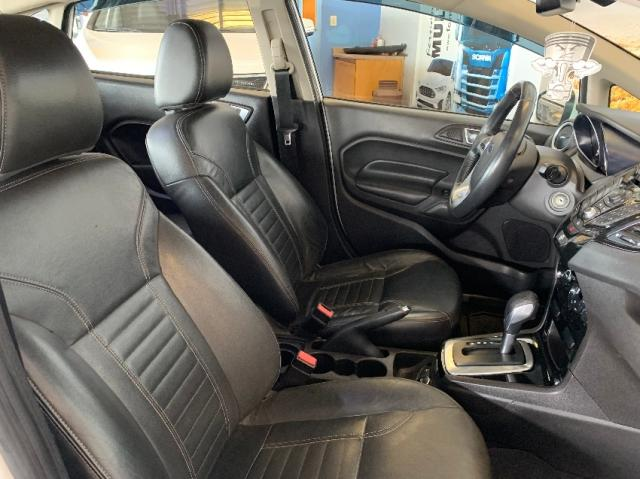 Ford Fiesta Sedan 1.6 Titanium - Automático - Foto 10