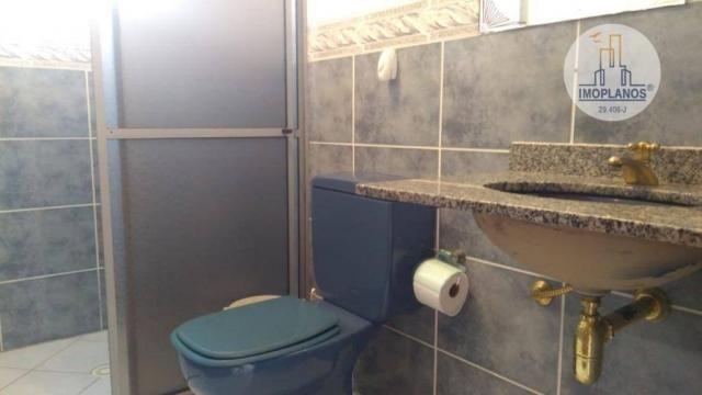 Apartamento com 2 dormitórios à venda, 95 m² por R$ 270.000,00 - Aviação - Praia Grande/SP - Foto 9