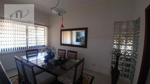 Casa com 3 dormitórios à venda, 272 m² por R$ 1.200.000,00 - Condomínio Ana Helena - Jagua - Foto 9