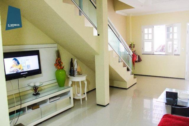 Casa com 3 dormitórios à venda, 290 m² por R$ 390.000,00 - Vicente Pinzon - Fortaleza/CE - Foto 5