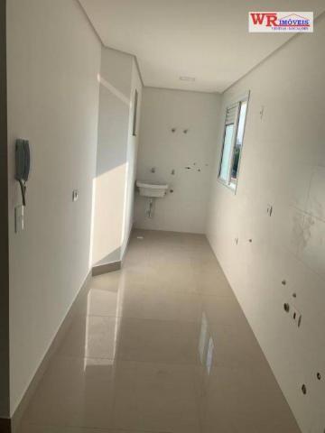 Apartamento com 2 dormitórios à venda, 66 m² por R$ 350.000,00 - Paulicéia - São Bernardo  - Foto 11