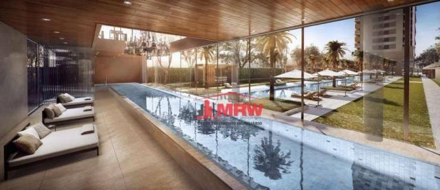 Apartamento com 4 dormitórios à venda, 275 m² por R$ 8.403.025,50 - Cyrela One Sixty By Yo - Foto 5
