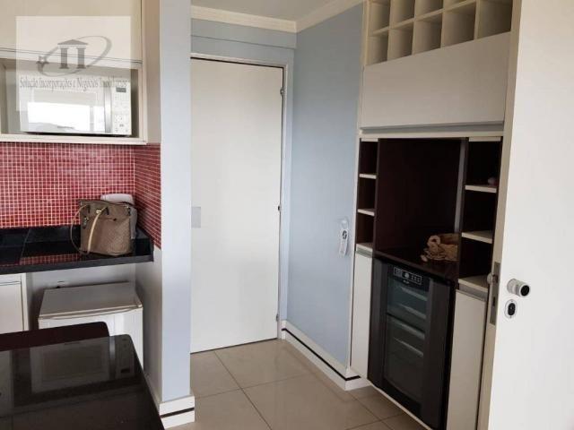 Flat com 1 dormitório à venda, 52 m² por R$ 420.000,00 - Edifício Létoile - Barueri/SP - Foto 5