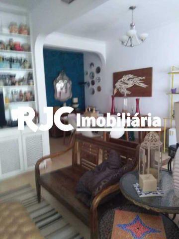 Apartamento à venda com 3 dormitórios em Alto da boa vista, Rio de janeiro cod:MBAP33026 - Foto 8