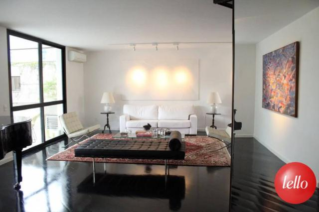 Apartamento para alugar com 4 dormitórios em Itaim bibi, São paulo cod:213751 - Foto 3
