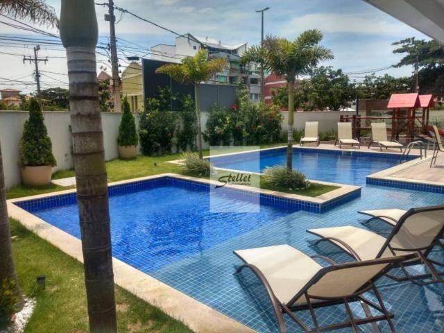 Cobertura residencial à venda, Costazul, Rio das Ostras. - Foto 8