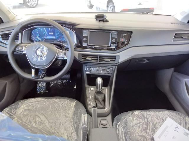 Novo Volkswagen Virtus Comfortline 2019-2020 - 19/20 - Branco Cristal - Foto 8
