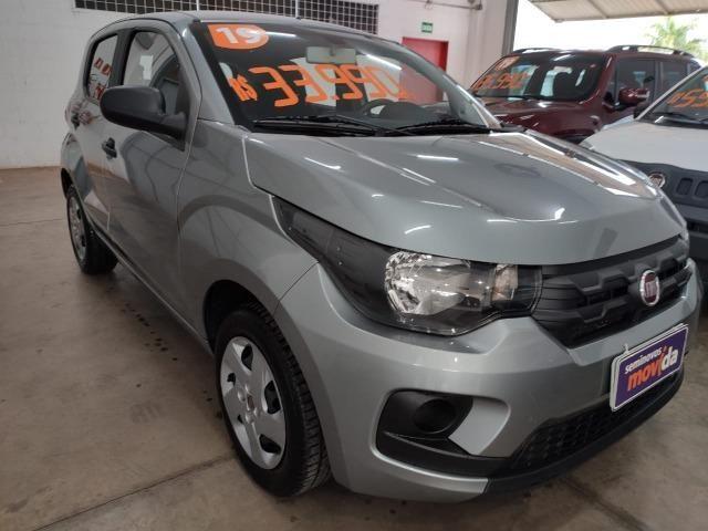 Fiat Mobi Like 1.0 2018/2019 Único Dono