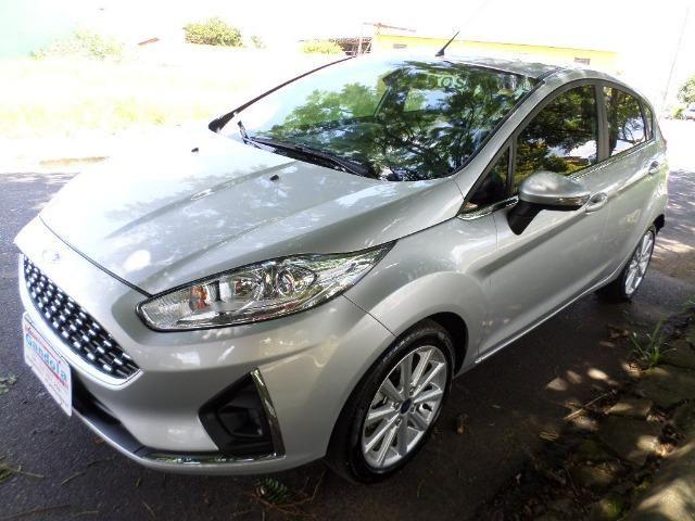 New Fiesta Hatch Titanium 1.6 Flex AT - Foto 3