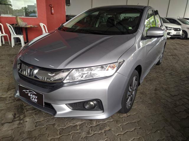 Honda city 1.5 exl automático 2017