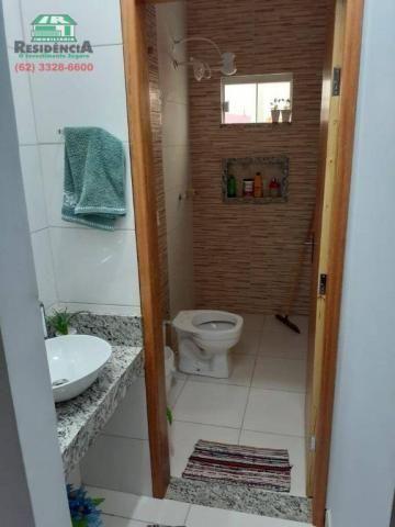 Casa com 3 dormitórios à venda, 96 m² por R$ 165.000 - Residencial Arco-Íris - Anápolis/GO - Foto 9
