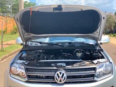 Volkswagenamarok2.0 highline 4x4 cd 16v turbo intercooler diesel 4p automático - Foto 5