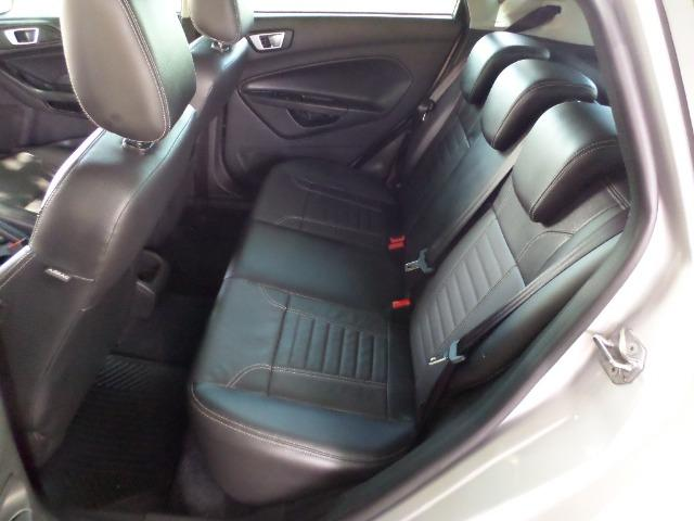 New Fiesta Hatch Titanium 1.6 Flex AT - Foto 10