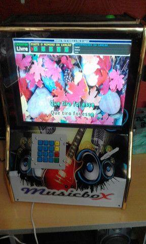 Aluguel de karaoke 2 em 1 - Foto 2