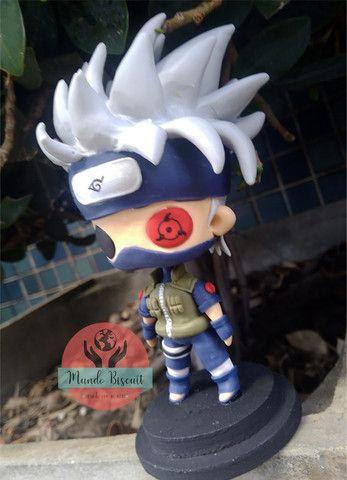 Kakashi do Naruto - Funko Pop Estilizado - Foto 2