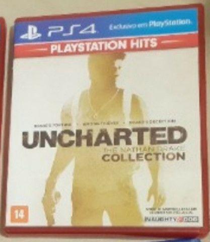 Jogos de PS4 Playstation 4 Semi Novos - Zona Norte - Foto 2